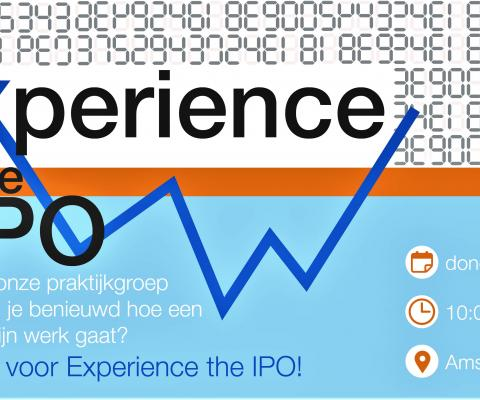 Experience the IPO